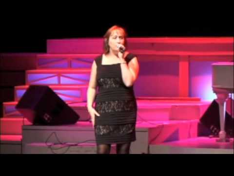 April Draper Singing Coat of Many Colors at NACMAI 2011
