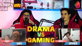 L'Podcast by Examo - superrico4 & Era1 - DRAMA VS GAMING