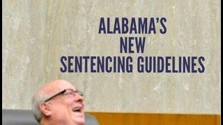 Alabama's New Criminal Sentencing Guidelines