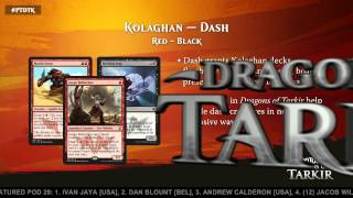 Pro Tour Dragons of Tarkir: Magic Online Dragons of Tarkir Draft Archetypes