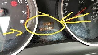 Opel Astra H   Kasowanie INSP Inspekcji Reset