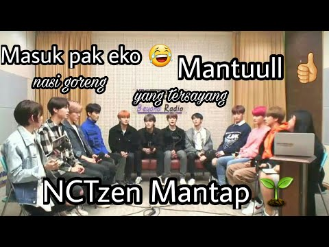 NCT SPEAKING BAHASA INDONESIA