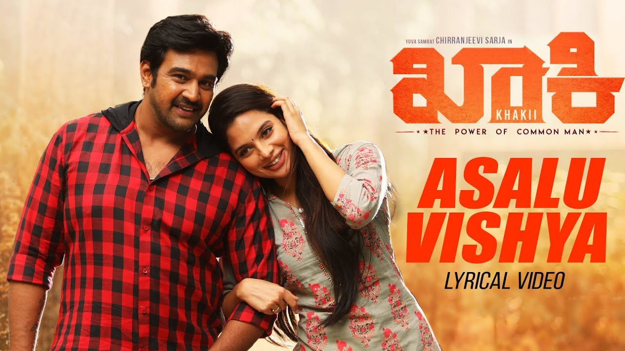 Asalu Vishaya lyrics -  Khakii  - spider lyrics