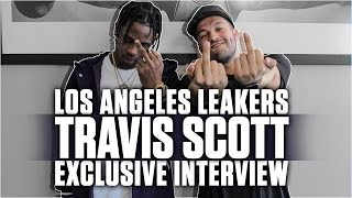Travis Scott Talks Upcoming Album, Kanye's New Album, Career Start, And More