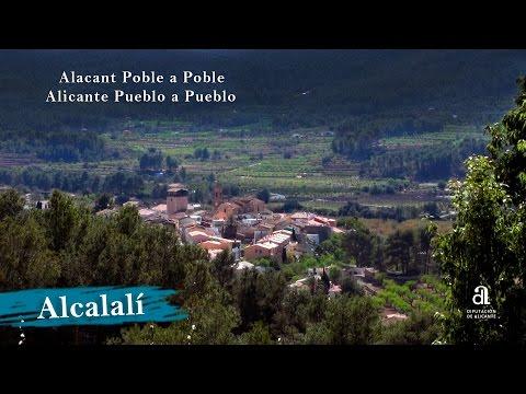 ALCALALÍ. Alicante pueblo a pueblo