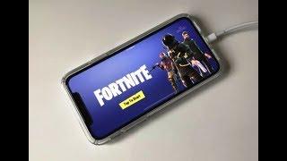Теперь мобильная версия Fortnite доступна всем