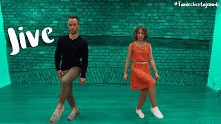 #TaniecBezTajemnic s.2 |odc.3 Jive