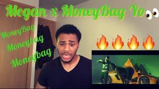 Megan Thee Stallion X Moneybag Yo   Make A Bag(Reaction)