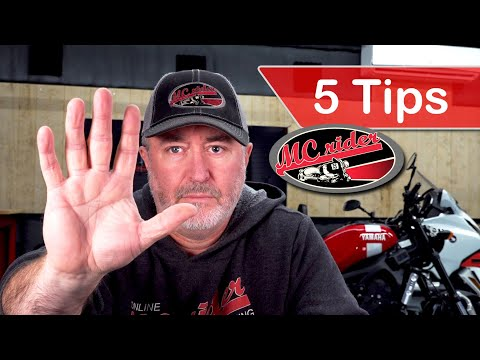 Motorcycle Training - You can pass the motorcycle class - YouTube