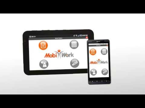 Video of MobiWork