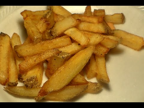 How To Make The Best Homemade French Fries At Home