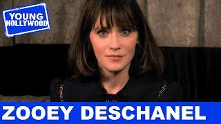 New Girl's Zooey Deschanel's Singing Competitions With Her Daughter!