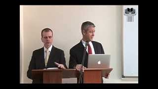Семья пастора- духовное основание брака - семинар 3