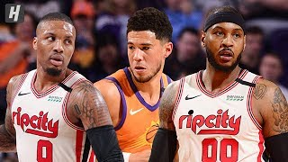 Portland Trail Blazers vs Phoenix Suns - Full Game Highlights   March 6, 2020   2019-20 NBA Season