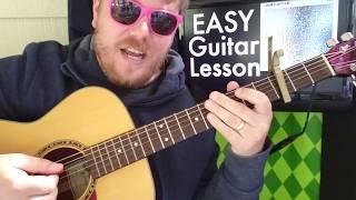 James Arthur   Quite Miss Home  Guitar Lesson Beginner Tutorial Easy Lesson Acoustic Version