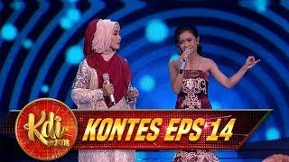 Amel Feat Gita KDI, Sinden Jaipong Di Jari Cincin Kepalsuan - Kontes KDI Eps 14 (23/8)