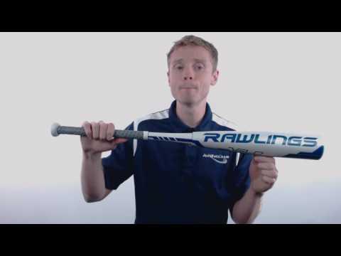 2018 Rawlings Velo -12 Senior League Baseball Bat: UT8V12