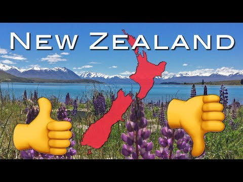 My 5 Likes & Dislikes About New Zealand