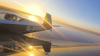 RV Aircraft Video - Van's RV-7: Flying Low and Fast