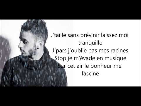 Ridsa Je Cours Paroles
