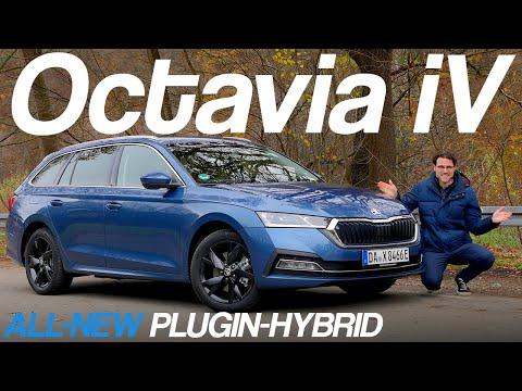 all-new Skoda Octavia iV Plugin-Hybrid FULL REVIEW 2021 Octavia Estate