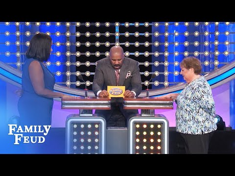 Ladies... What's the right punishment for a CHEATER? | Family Feud