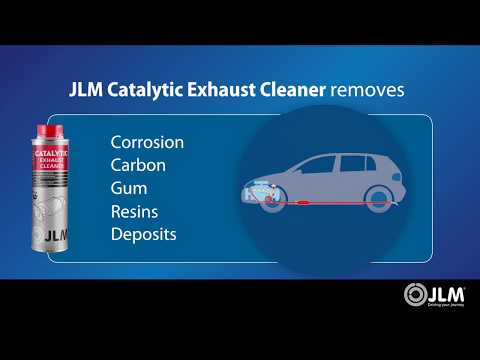 JLM Lubricants Diesel  Catalytic Exhaust Cleaner Diesel
