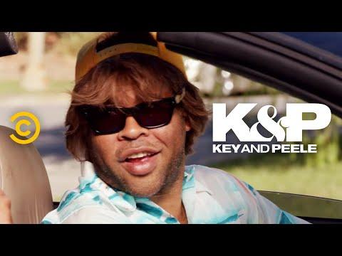 Srážka s blbcem - Key & Peele