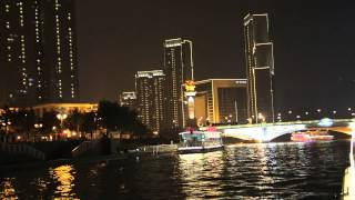 preview picture of video 'Haihe River Boat Tour in Tianjin, China'