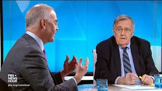Shields and Brooks on GOP's response to Cohen allegations, Trump's shutdown scuffle