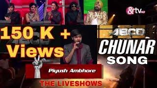 Chunar Song   Piyush Ambhore   Most Heart Touching Singing   ABCD 2   Arijit Singh   Sachin-Jigar