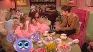 София Грейс И Рози, Sophia Grace & Rosie Do Tea with Justin Bieber!