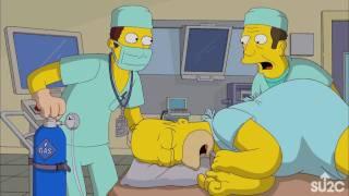 Homer's Colonoscopy | Stand Up To Cancer