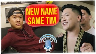 Off The Record: Tim Changing His Name + Nadeem is a Little Baby (ft. Tim Chantarangsu)