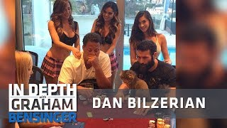 Dan Bilzerian: Muting emotions at the poker table