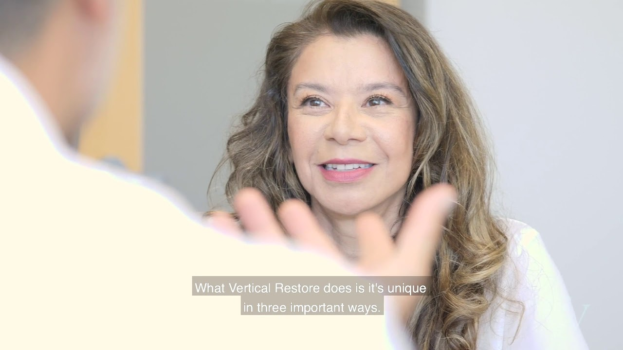 Dr. Karam explains Vertical Restore