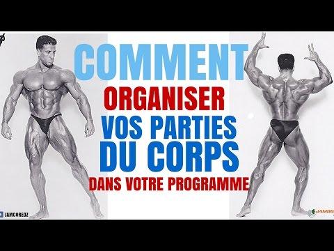 Podtyagivanie le bodybuilding de vidéo