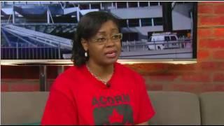VIDEO - ACORN's Kemba Robinson on CP24.