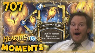 10.000 Years Of CANDLES!! | Hearthstone Daily Moments Ep. 707