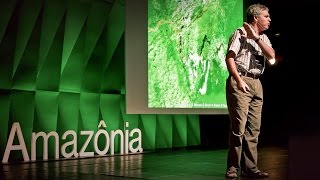 Antonio Donato Nobre: The magic of the Amazon: A river that flows invisibly all around us