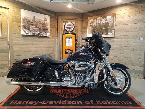 2020 Harley-Davidson Street Glide® in Kokomo, Indiana - Video 1