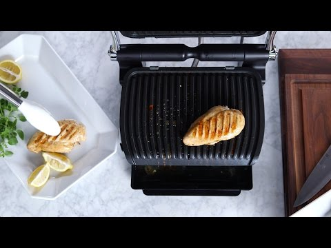 All-Clad's Electric Grill with AutoSense™ Will Change the Way You Cook