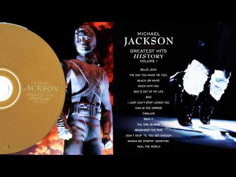 13 Don't stop 'till you get enough - Michael Jackson - HIStory: Past, Present and Future [HD]