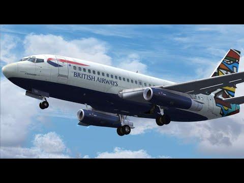 BOEING 737-800 GOL COM GPWS FSX/P3D - игровое видео смотреть онлайн