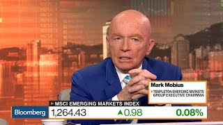 Templeton's Mobius Says EM Opportunity Is in Commodities