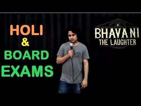Indian parents & Board exam result   New stand up comedy by Bhavani Shankar