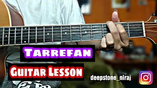 Tareefan Easy Guitar Lesson - Deepstone