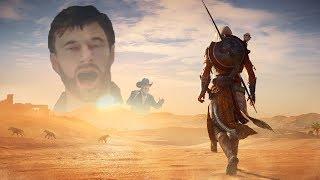 Cамый лучший обзор Assassins Creed: Origins. Не ввысь, но  вширь.