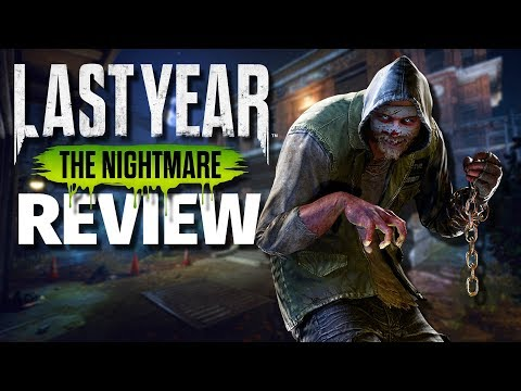 Last Year: The Nightmare Review – Teen Horror Movie Awesomeness