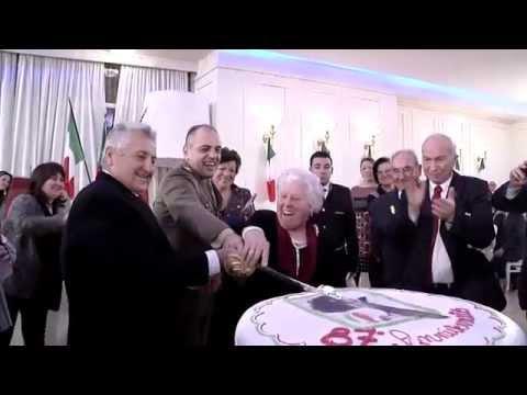 Gala Piumato - Video Festa dei Bersaglieri